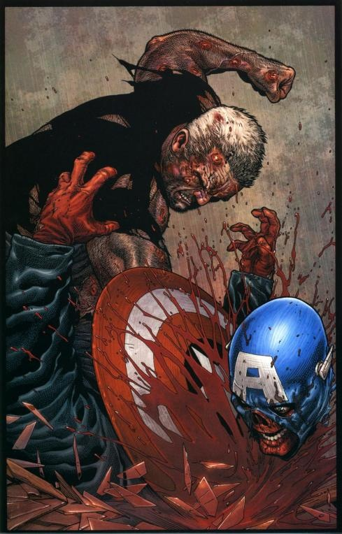 Old Man Logan - Steve McNiven