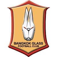 Bangkok Glass FC - Thailand - สโมสรฟุตบอลบางกอกกล๊าส - Club Profile, Club History, Club Badge, Results, Fixtures, Historical Logos, Statistics