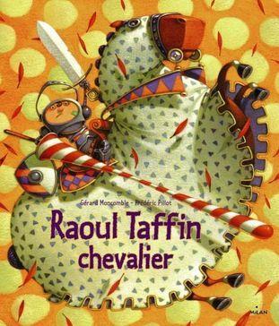 Raoul Taffin, future étoile d'Hollywood.