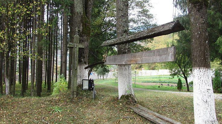 File:Mănăstirea Lupşa,Alba-Cruce şi Toacă-IMG 29.JPG