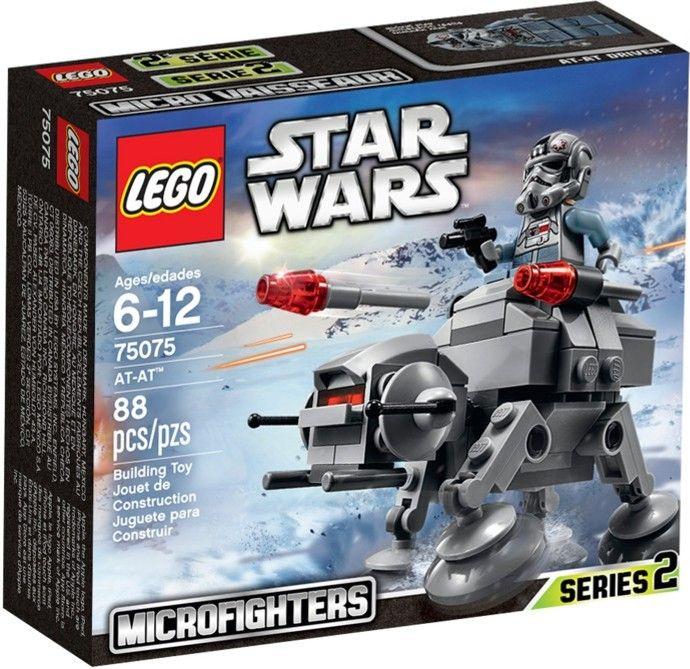 Comparez les prix du LEGO Star Wars 75075 AT-AT avant de l'acheter ! Infos, description, images, vidéos et notices du LEGO 75075 AT-AT sur Avenue de la brique