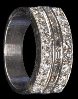 Elvis Presley's Wedding Ring