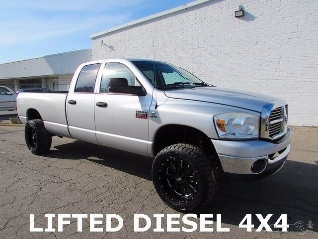 awesome Awesome 2008 Dodge Ram 2500 SLT Crew Cab Pickup 4-Door 08 Dodge Ram 2500 4X4 Lifted Cummins Turbo Diesel Pickup Truck For Sale! We Ship 2017/2018 Check more at http://24carshop.com/product/awesome-2008-dodge-ram-2500-slt-crew-cab-pickup-4-door-08-dodge-ram-2500-4x4-lifted-cummins-turbo-diesel-pickup-truck-for-sale-we-ship-20172018/