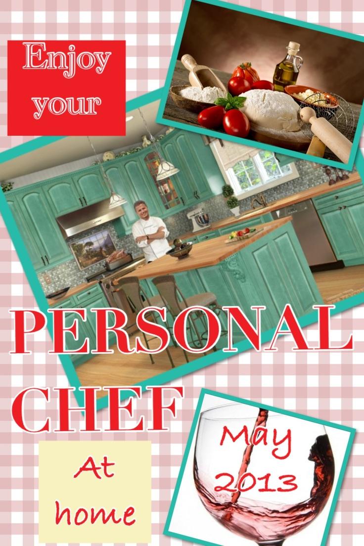 La cena per voi e per i vostri amici, direttamente a casa vostra!