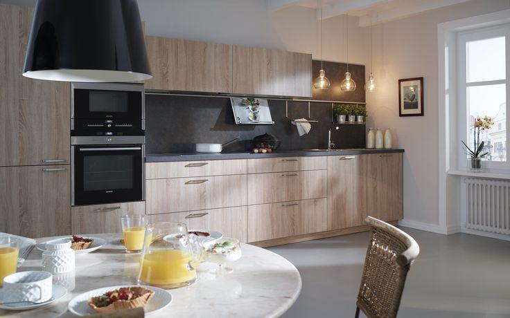 Bright Kitchen Interior Natural Nuance Santos Kitchen Ariane Model Cocinas Kitchens Santos Ariane 2