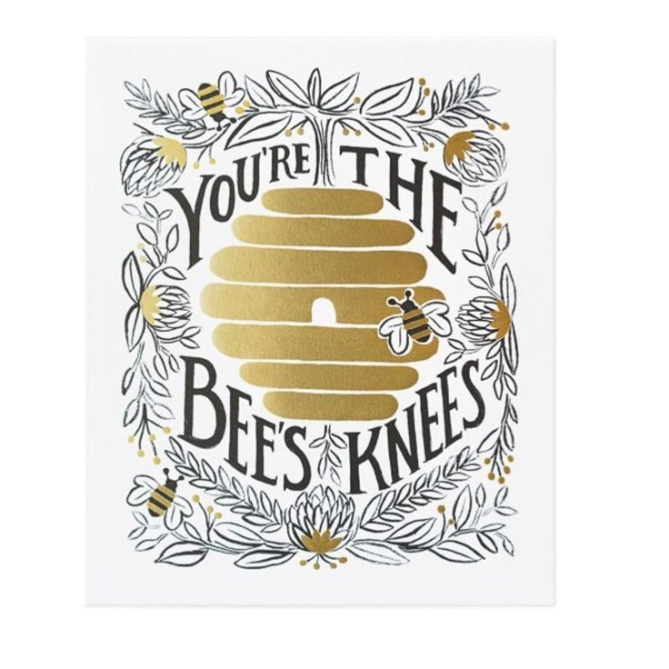 Prints make such a wonderful gift and none more so than this one from Rifle Paper Company.