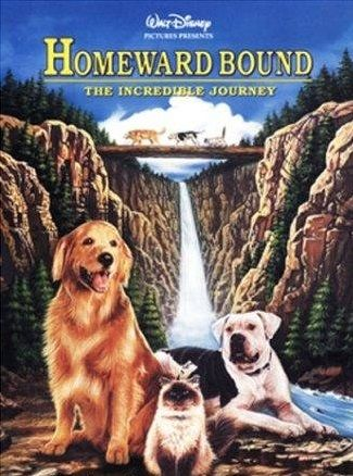 Homeward Bound  The Incredible Journey (1993)