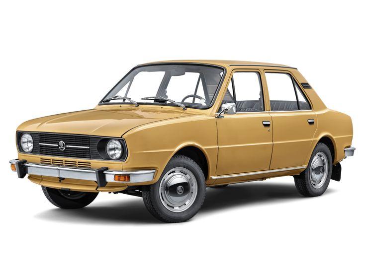Škoda 120 L, vyráběli se od roku 1976.