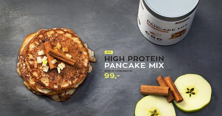 Æble/kanel Pancake Mix