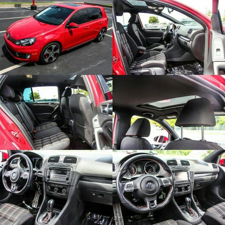 2012 Volkswagen GTI  For more information contact me: (470) 819-6744 / perry-platinumluxuryautos.com