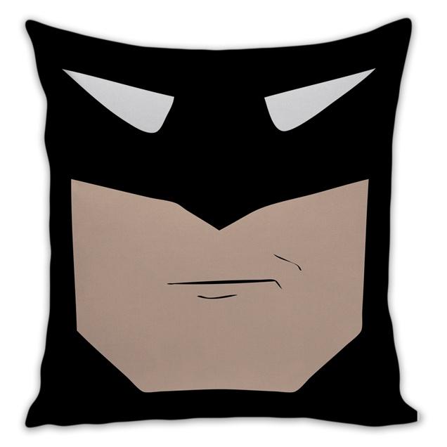 Agora disponível a mais linda almofada do super-herói Batman