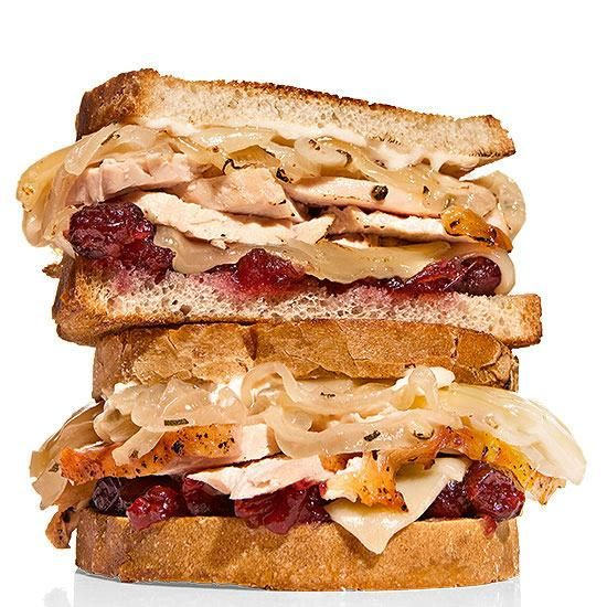 Thanksgiving leftover sandwich thanksgiving recipes for How to make leftover turkey sandwich