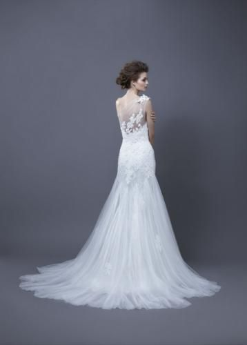 Heli esküvői ruha