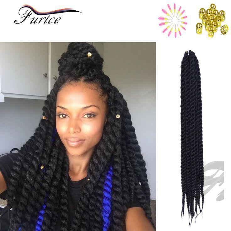 40+ Big kinky twist braids trends