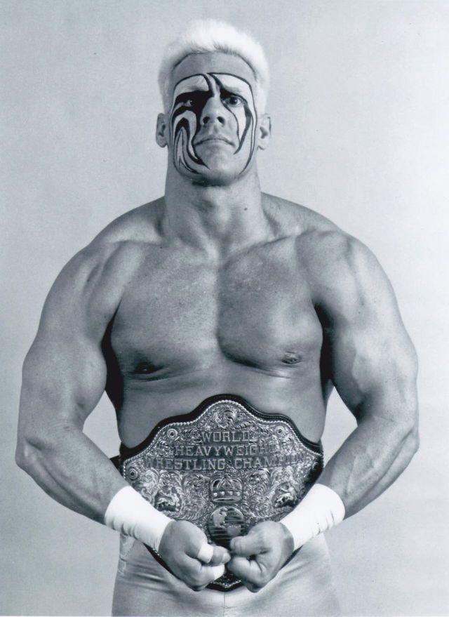 NWA World Champion Sting