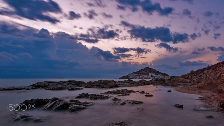 Sunrise in Mykonos - null