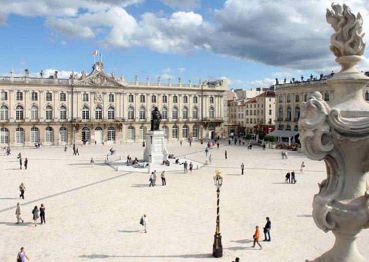 Ville de Nancy- Nancy ville européenne durable