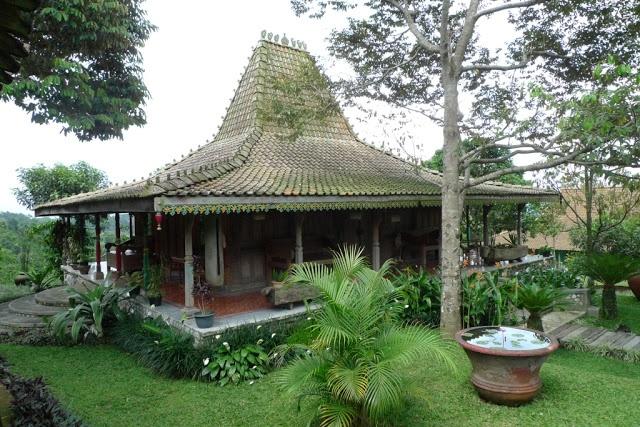 Rumah Joglo Jawa