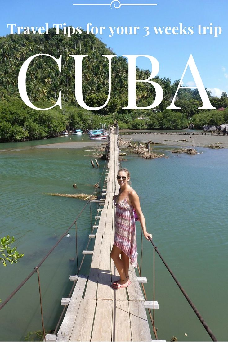 What to do and what to see in CUBA. My personal insights and useful tips for your trip to Cuba.