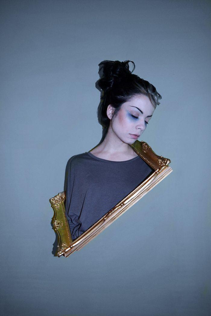 http://www.boredpanda.com/i-make-surreal-self-portraits-to-entertain-myself/