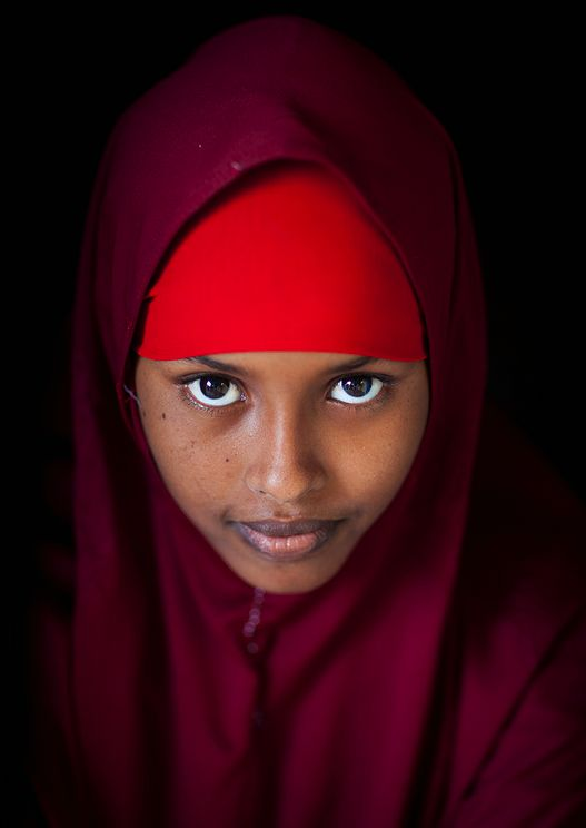 The Faces of the World (Somaliland) by Eric Lafforgue