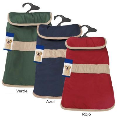 Capa Impermeable con polar para perros - Woof accesorios para mascotas felices