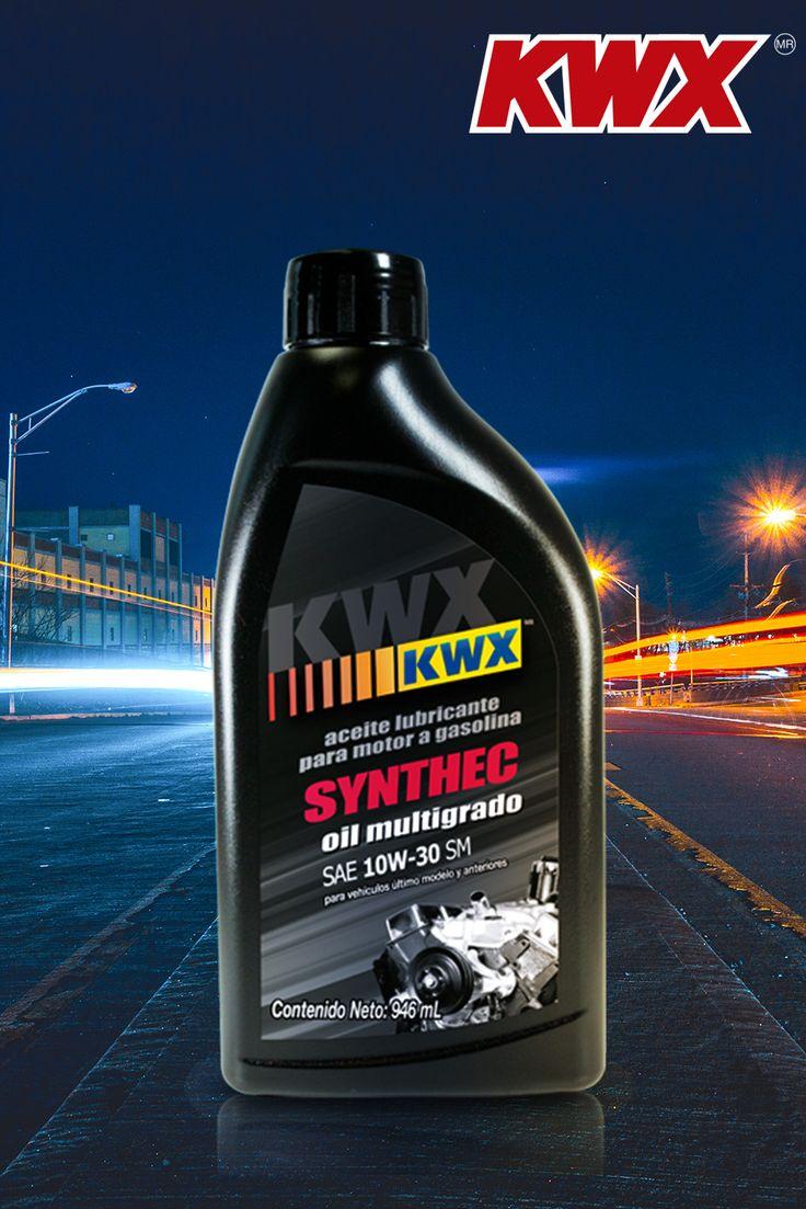 Aceite lubricante pra motor a gasolina SYNTHEC oil multigrado SAE 10W- 30 SM