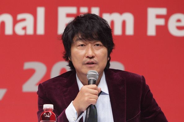Song-Kang-Ho Photos - Actor Song Kang-Ho attends the Gala Presentation 'Snowpiercer' Press Conference at the Shinsegae Centumcity during the 18th Busan International Film Festival on October 7, 2013 in Busan, South Korea. The biggest film festival in Asia showcases 299 films from 70 countries and runs from October 3-12. - 18th Busan International Film Festival: Day 5