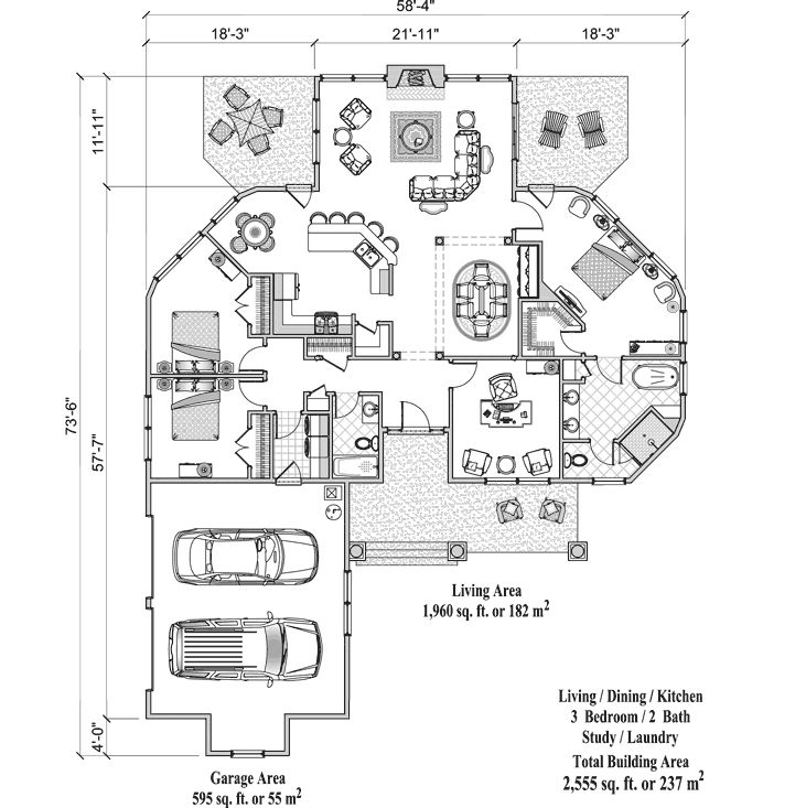 29 Best 2000 To 3000 Sq Ft House Plans Images On Pinterest