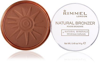 Amazon.com: Rimmel Natural Bronzer Sun Bronze: Beauty