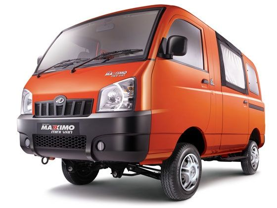 Mahindra Maxximo minivan at Rs 3.7 lacs to compete with Maruti Omni and Eeco