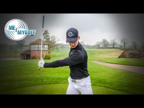 GOLF BACKSWING DRILL - STOP YOUR OVERSWING - YouTube