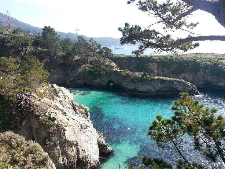 China Beach - Point Lobos CA Photo by Danielle Smith -- National Geographic Your Shot