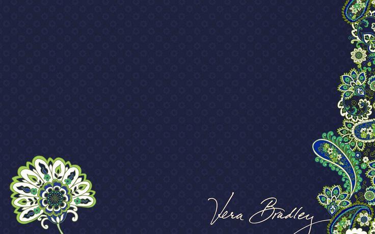 Vera Bradley Rhythmblues Desktop Wallpaper For The Home