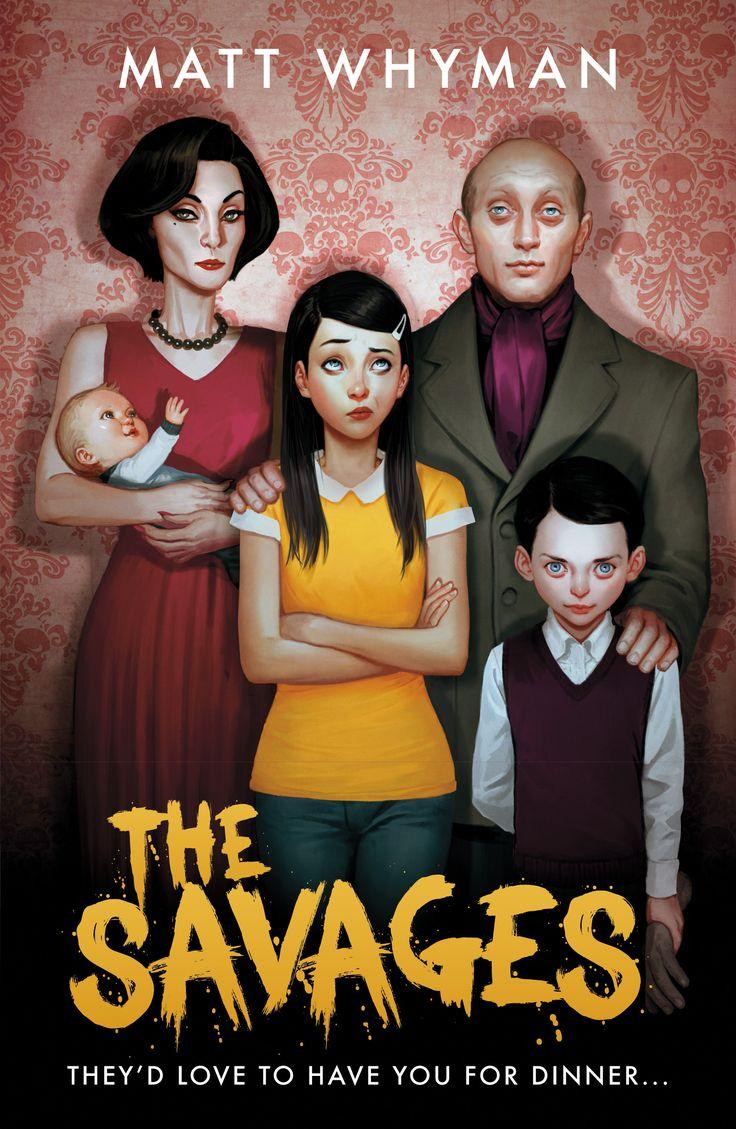 The Savages – Matt Whyman