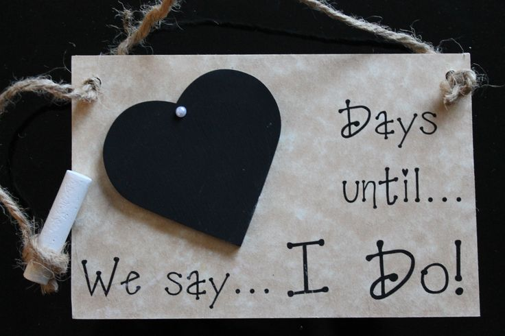 17 Best Images About Countdown Chalkboards On Pinterest