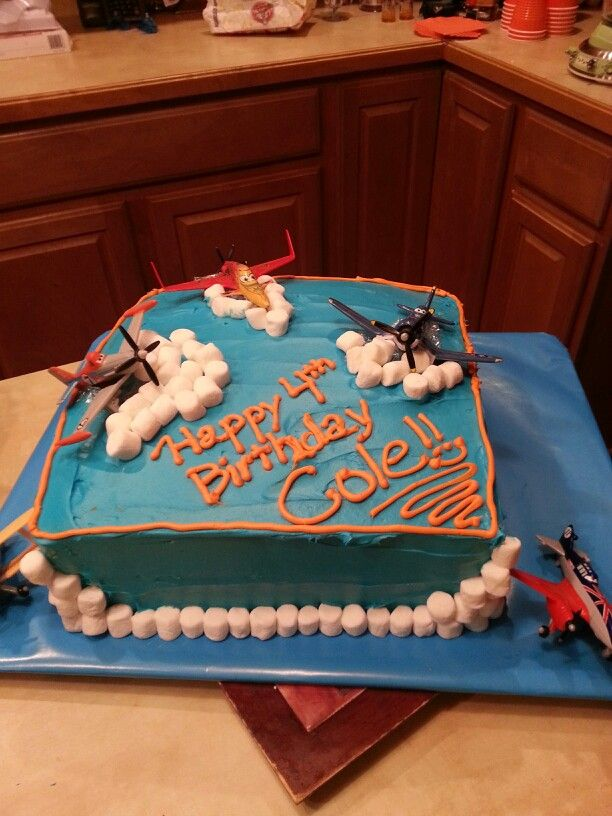 disney planes cake ideas - photo #21
