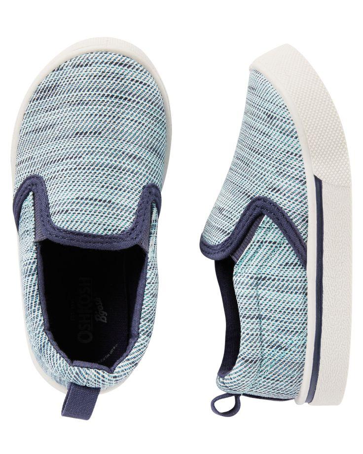 Kid Boy OshKosh Slip-On Shoes | OshKosh.com