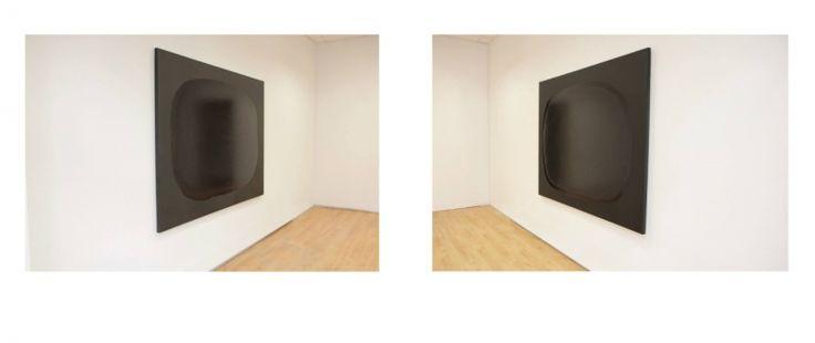"""36,6"" Nowa Gallery, Poznan, 2014, installation view fot. Izabela Sitarska"