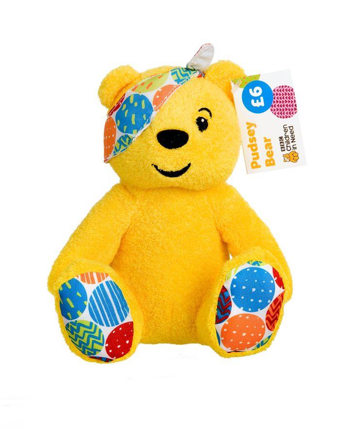 pudsey bear - photo #7