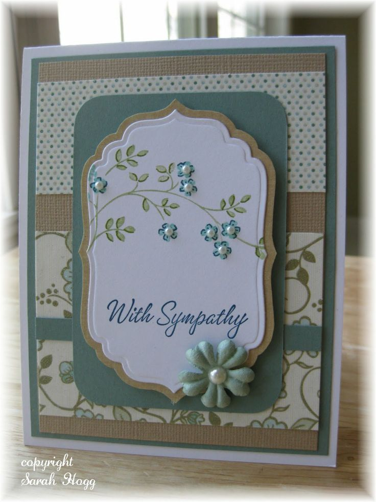 Flourishes Sympathy ~ Something Special Creations