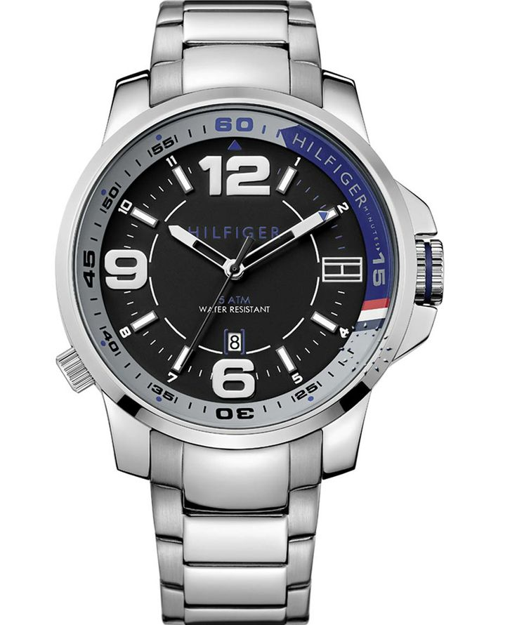 TOMMY HILFIGER Ash Stainless Steel Bracelet Η τιμή μας: 139€ http://www.oroloi.gr/product_info.php?products_id=37928