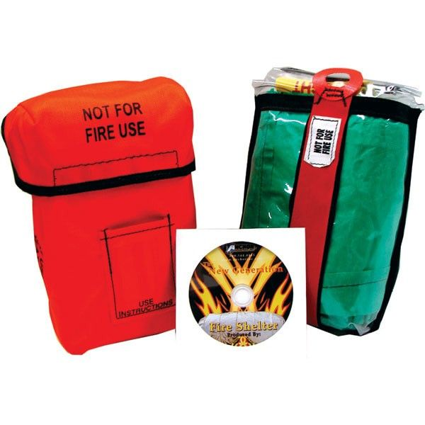 Anchor Industries Training Fire Shelter AI90030TR