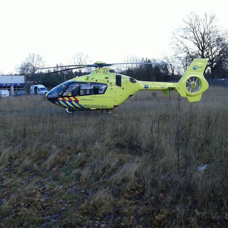 Traumahelicopter / Emmen / Weerdingerstraat