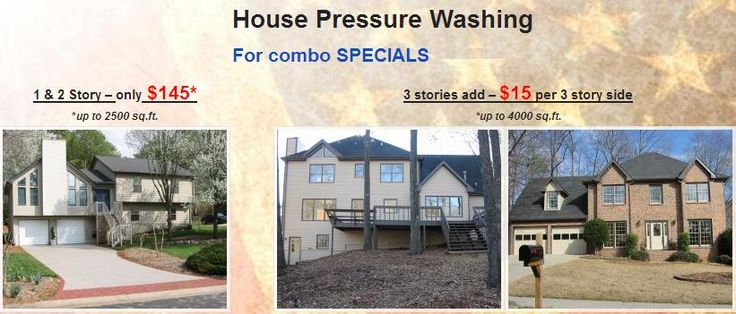 Provides pressure washing service for homes, driveways, decks, roofs and fences serving Marietta, Roswell, Canton, Acworth, Kennesaw, GA and surrounding areas. @ http://apressurewash.com/