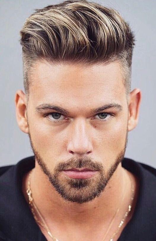 40 Beste Frisuren Z Hd Manner Die Sie Ausprobieren Sollen Frisuren 2018 Coiffure Homme Coiffure Homme Court Style De Cheveux
