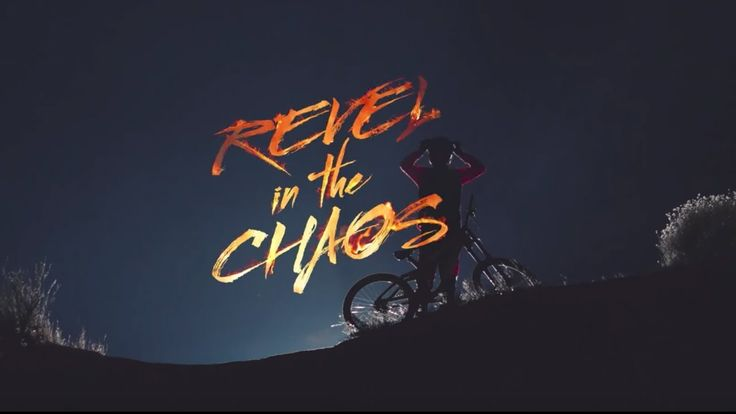 Revel in the Chaos - Official Trailer - Brandon Semenuk & Rupert Walker ...