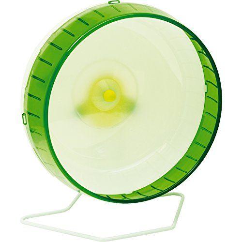 "Kaytee Silent Spinner Exercise Wheel, Giant, 12,"" Colors Vary"