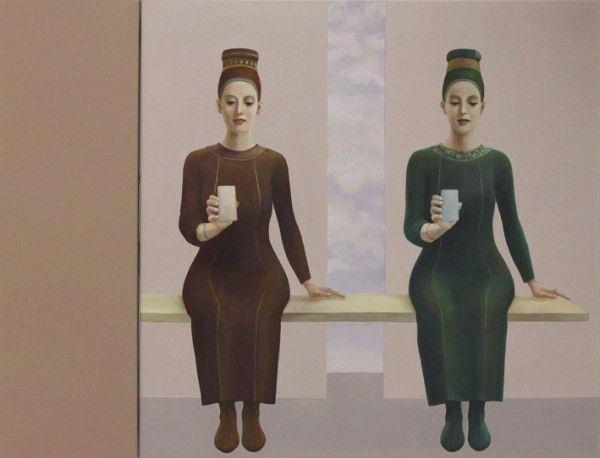 Contemporary Artist Silvia Willkens (Germany) ~ Blog of an Art Admirer