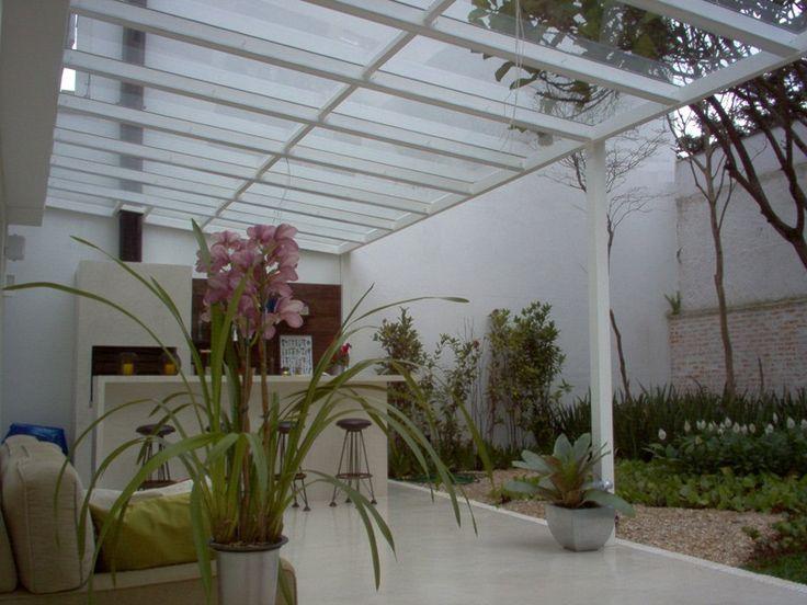 M s de 10 ideas incre bles sobre techo policarbonato en - Cerramientos de aluminio para porches ...